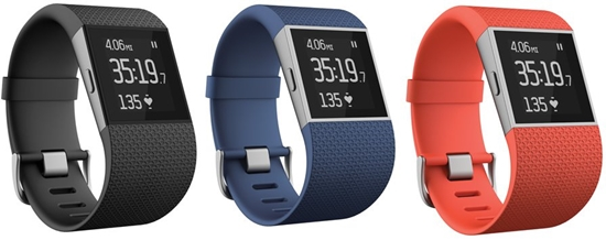 Orologio GPS Fitbit Surge