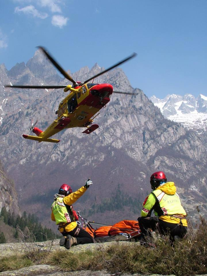 Cosa fare in caso di incidente in montagna?