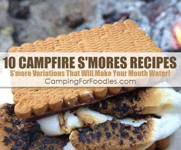 Camping Recipes Crowd