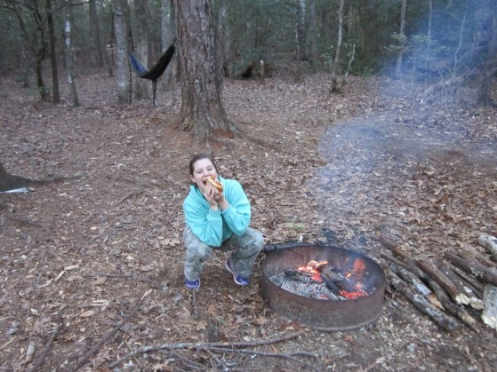 Campfire Snack 1 - Camping for Women