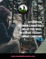 What you will never be taught about camping