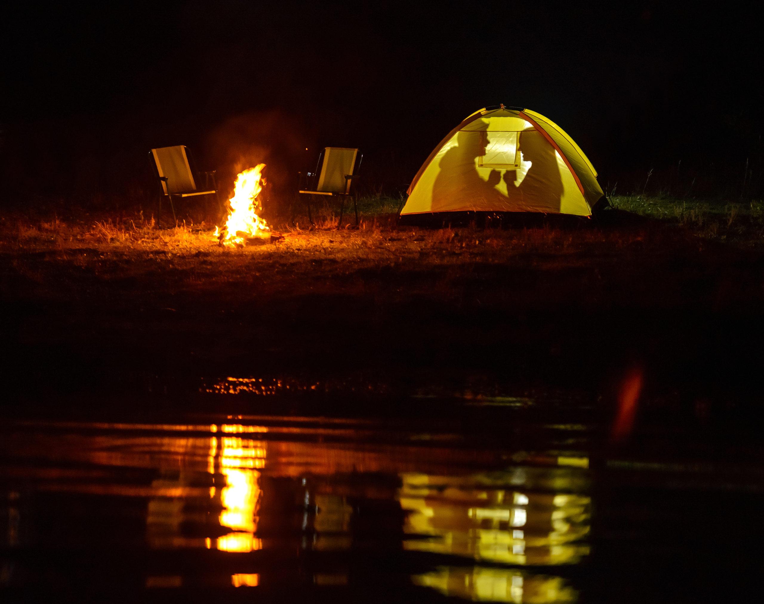 Romantic Camping Date Ideas