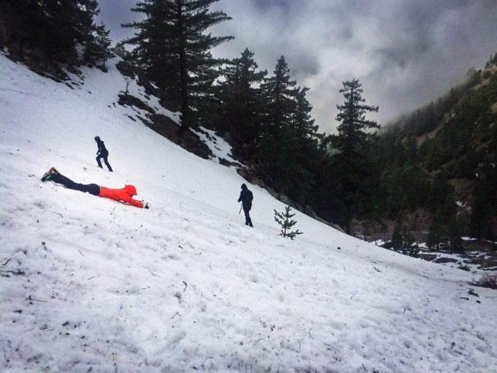 REI Mountaineering Skills 3