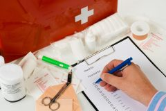 Free Checklists first aid