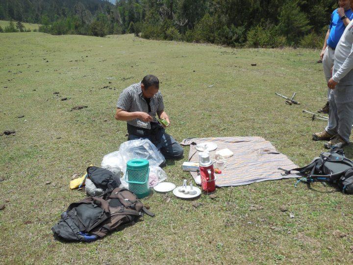 Trekking in Bhutan 15
