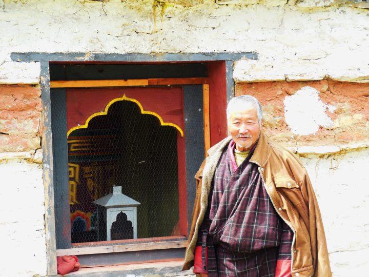 Trekking in Bhutan 17