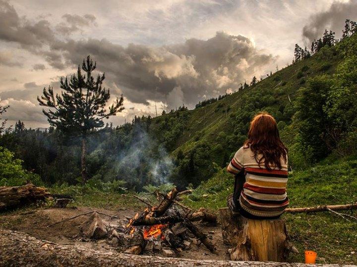 Camping in Armenia Georgia and Azerbaijan 4