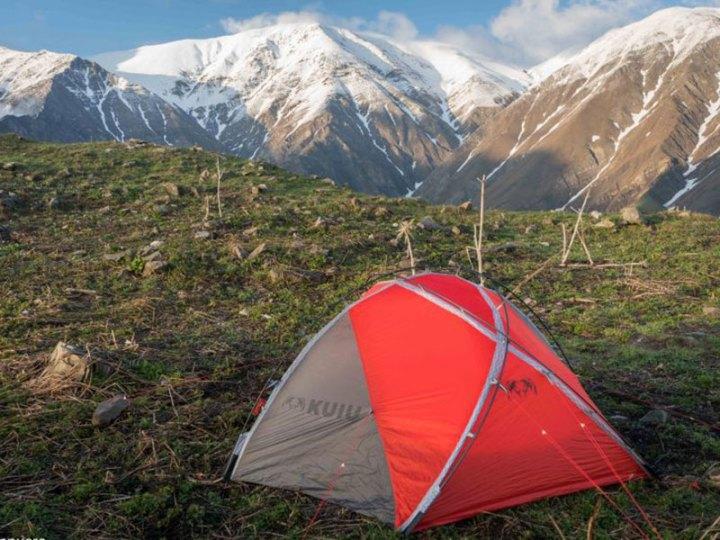 Camping in Armenia Georgia and Azerbaijan 5