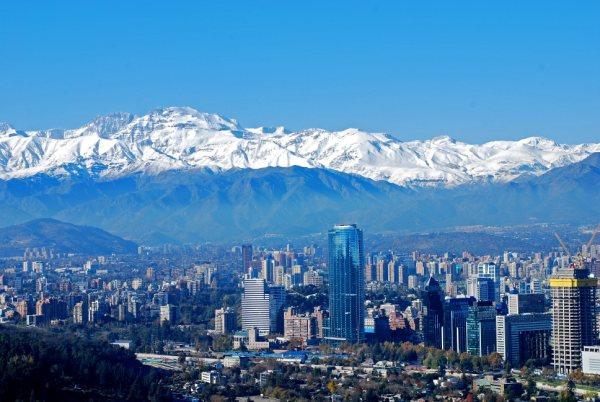 Santiago Chile 2