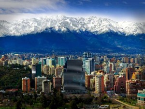 Andes mountains 1