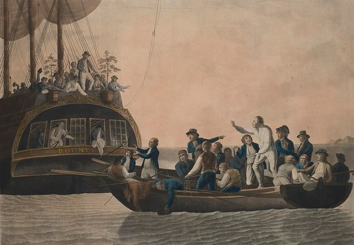 The Bligh Mutiny