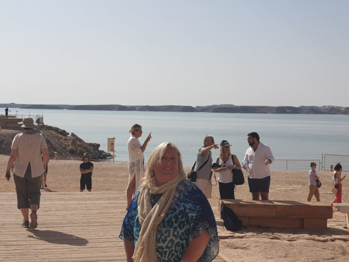 Close to the Sudanese Border, southern Lake Nasser, Egypt is a lovely place to visit.
