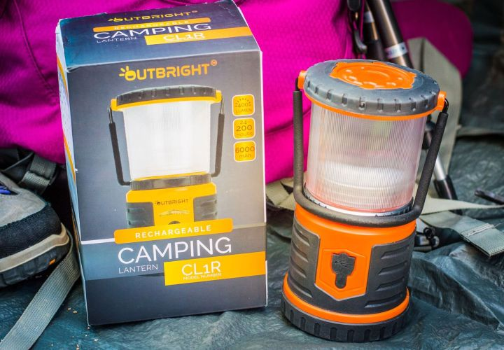 Outbright Camping Lantern