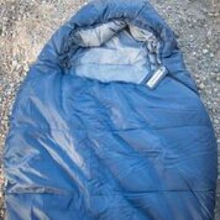 Outdoorsman sleeping bag