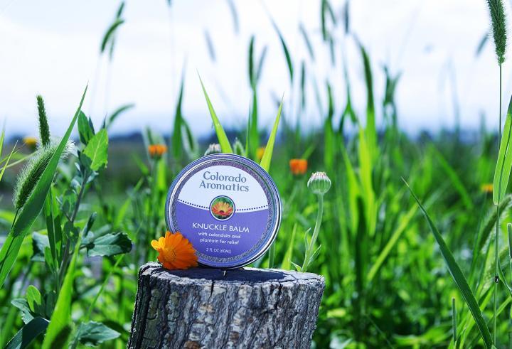 Colorado Aromatics Knuckle Balm