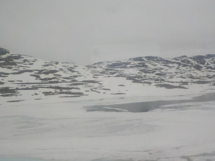 Hardangervidda Plateau in summer, Norway