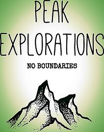 Peak Explorations Logo