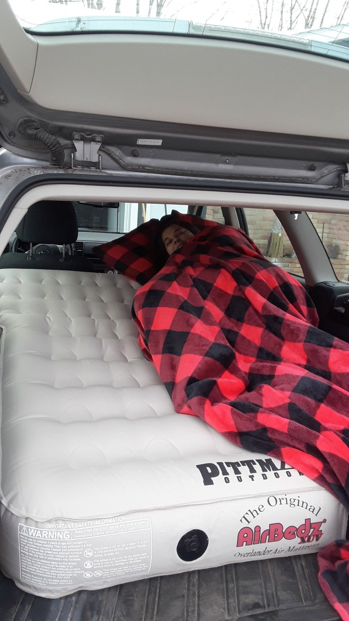 The Airbedz XUV Mattress