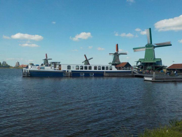 Windmills on the Zaan River