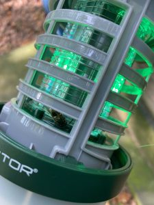 Insect-O-Cutor Nomad LED Flykiller Review