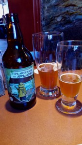 "Pit Caribou ""IPA Américaine des Appalaches"" beer"