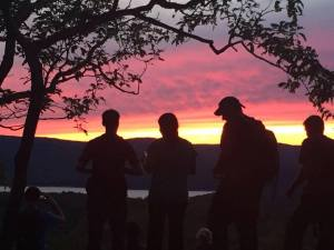 Hudson Valley Hikers offers midweek sunset and night hikes all year long!