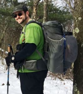 The Maripossa is Gossamer Gear's largest backpack