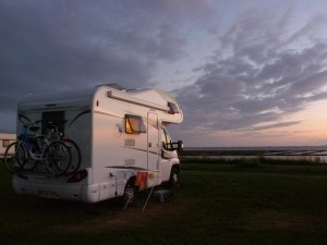 Wohnmobil Campingkocher