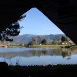 Angeln und campen, Zelten mit der Angel