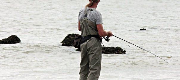 Angler, Angelzelt