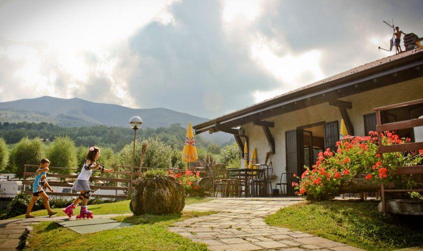 Reception Campeggio ai Colli Fioriti