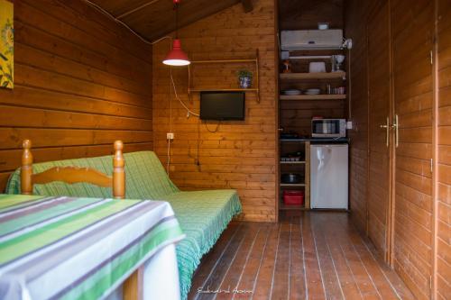 Cabaña 11 salón