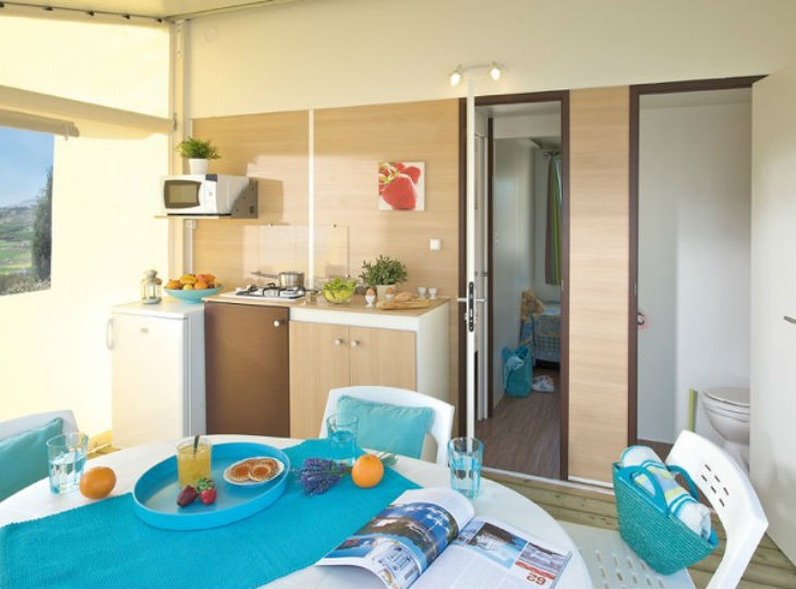 Mobilhomes Toils Tithomes Camping Les Templiers