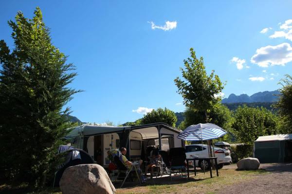 Pitches - Camping Mario Village