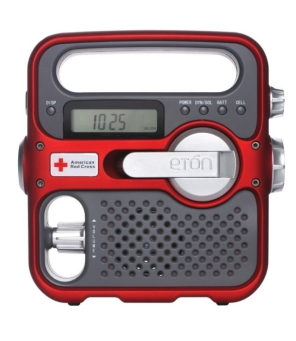 Eton American Red Cross Solarlink FR 360 Emergency Radio