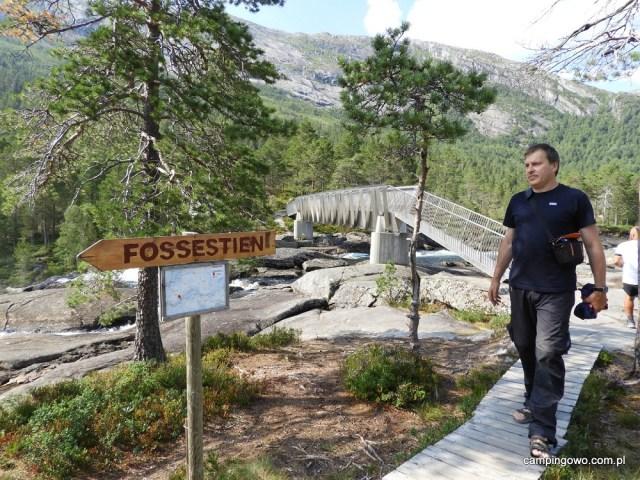 Gaularfjellet - Likholefossen