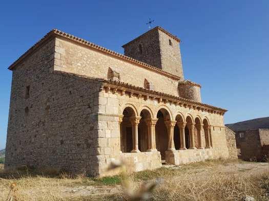 Iglesia de Caracena