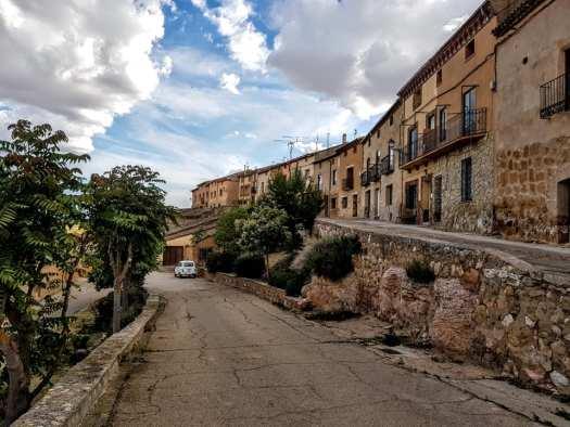Calles de Monteagudo