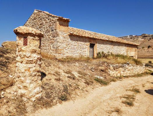 Lagar tradicional .La Ribera del Duero