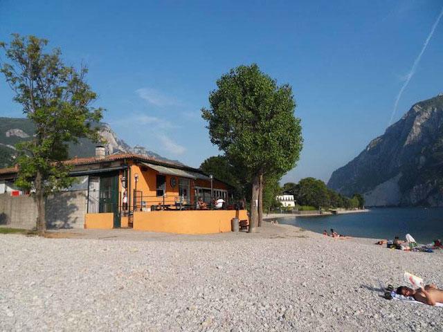 Camping Spiaggia  Abbadia Lariana  Bar Pizzeria