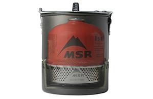 MSR Reactor Stove