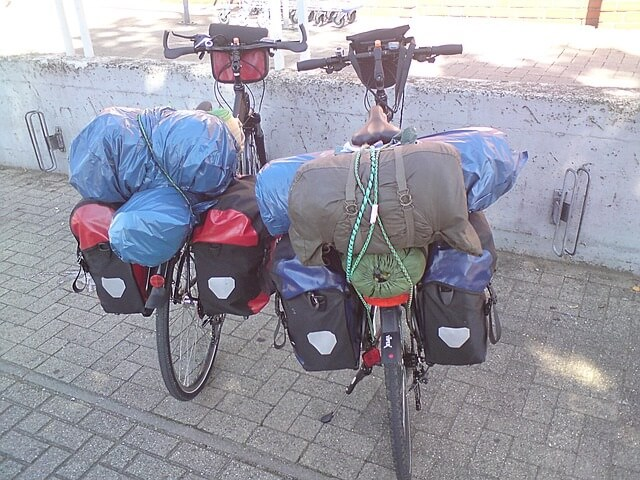 Bike Touring How to Prepare for a Bike Camping Trip