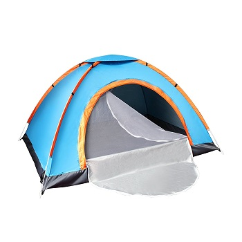 Techcell 2 Second Pop-Up Kayaking Camping Tent