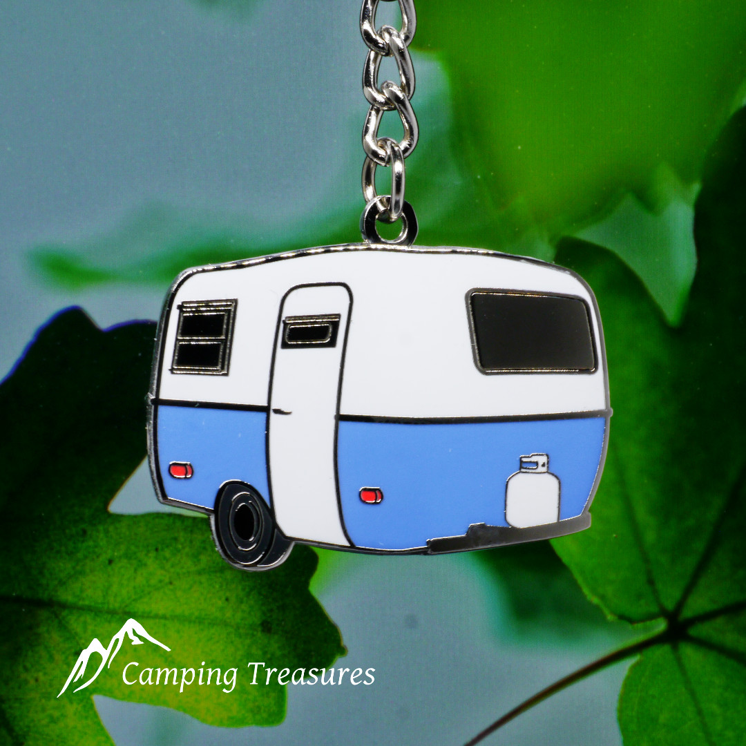 Key Chain – Boler/Scamp – Blue