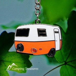 Key Chain – Boler/Scamp – Orange
