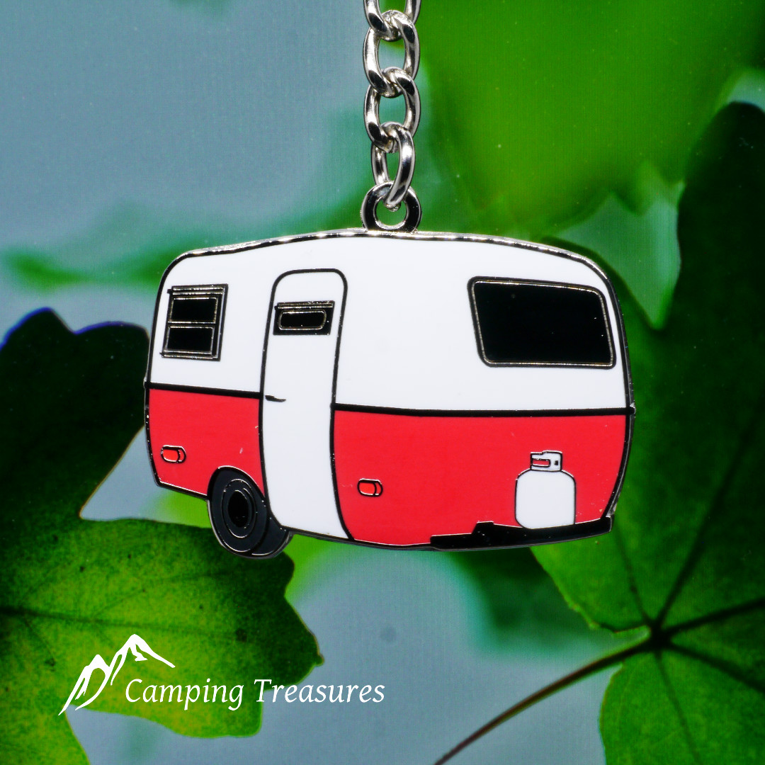 Key Chain – Boler/Scamp – Red