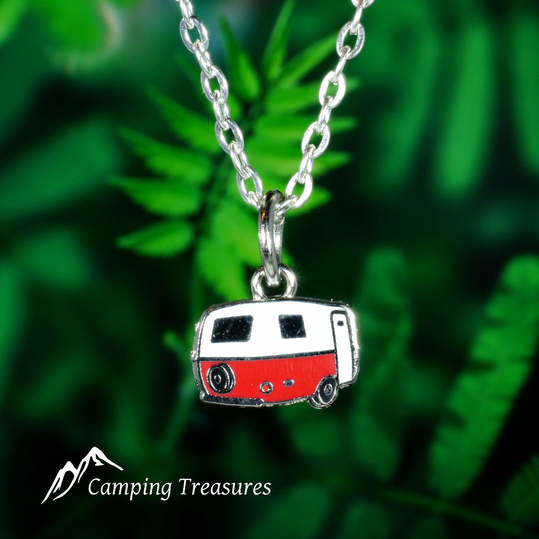 Necklace – Boler/Scamp – Red