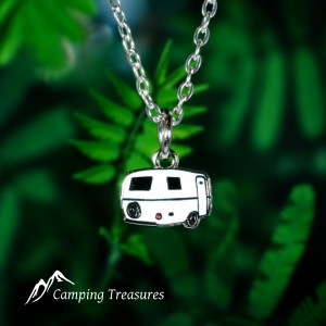 Necklace – Boler/Casita/Scamp – White