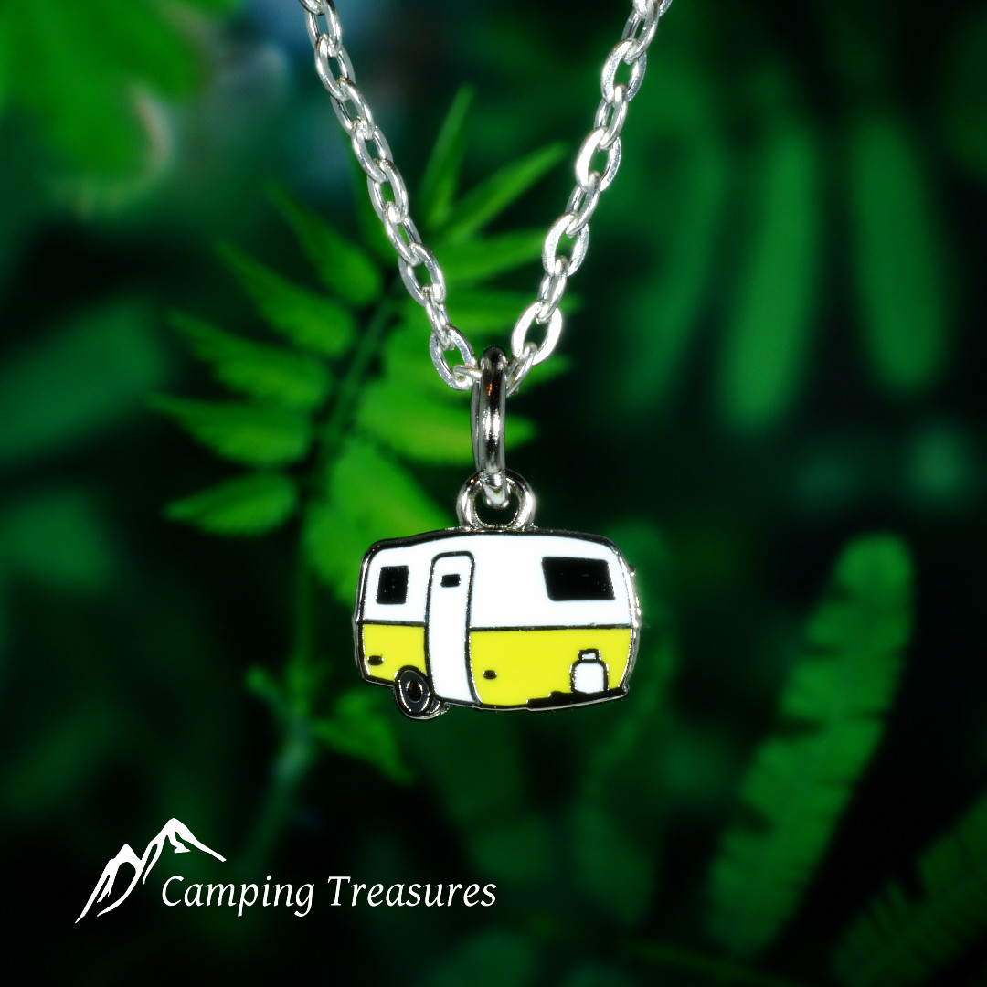 Necklace – Boler/Scamp – Yellow