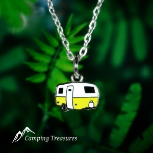 Necklace – Boler/Scamp – Yellow
